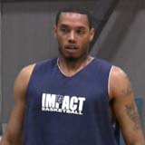 Mike Scott Impact Basketball